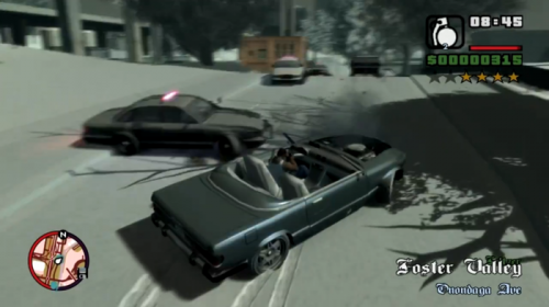 Grand Theft Auto: San Andreas Parche 1.01 - Download 1.01