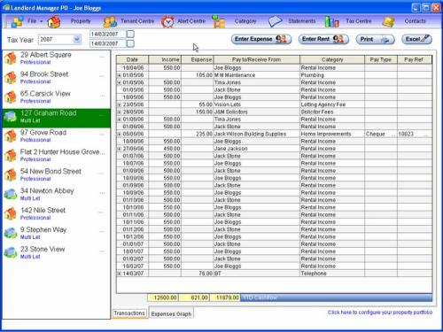 Landlord Manager 2008 8.20