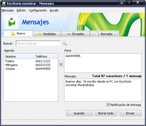 Escritorio Movistar - Download  7.0
