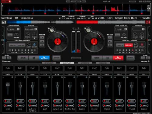Virtual DJ Home Free - Download 8.0.2139