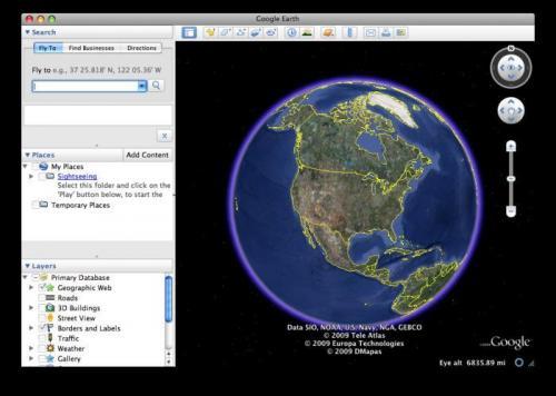 Google Earth Pro 4.3