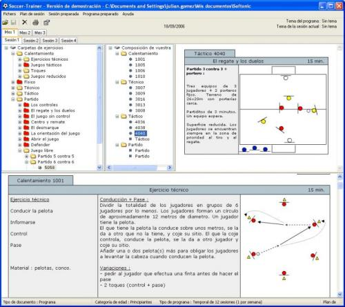 Soccer Trainer 3.0 - Download 3.0