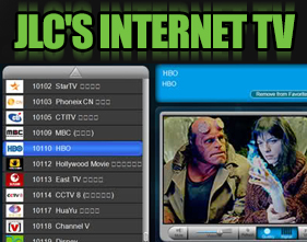 JLC's Internet TV - Download 1.2.1