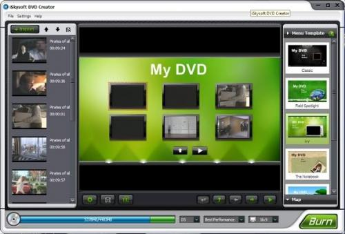 Easy DVD Creator 2.0.9 - Download 2.0.9