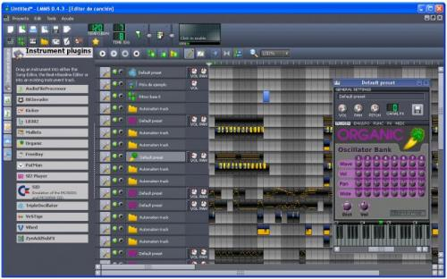 Linux MultiMedia Studio - Download 0.4.3