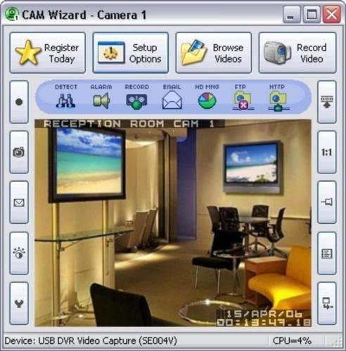 Cam Wizard 7.14 - Download 7.14