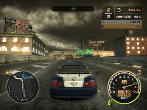 Need For Speed: Most wanted - Download 1.0