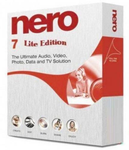 Nero Lite 10.0.10500 - Download 10.0.10500