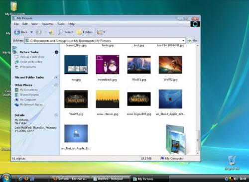 VistaMizer 3.6.0.0 - Download 3.6.0.0