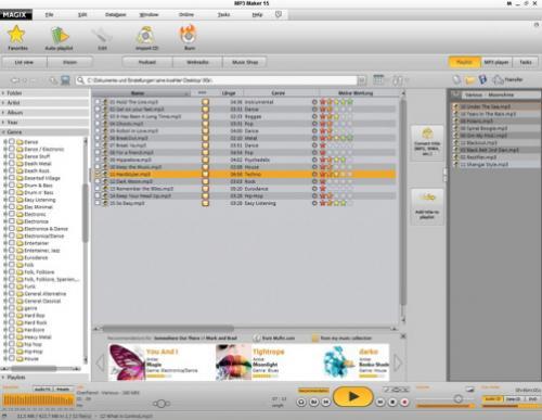 MAGIX MP3 Maker 15