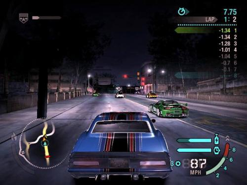 Need for Speed Carbono  - Download .