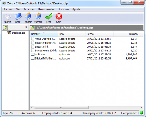IZArc 4.1.2 - Download 4.1.2