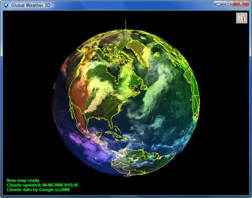 Global Weather 3D 1.5