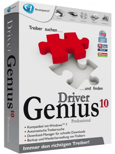 Driver Genius Professional Edition 10.0.0.761 - Download 10.0.0.761
