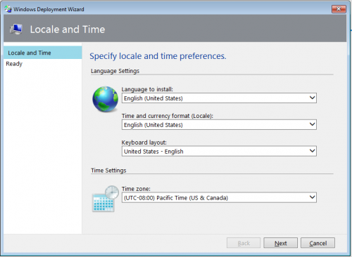 Microsoft Time Zone 2.1.34