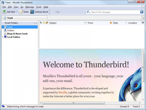 Mozilla Thunderbird - Download 5.0