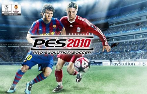 Pro Evolution Soccer 2010 - Download 2010