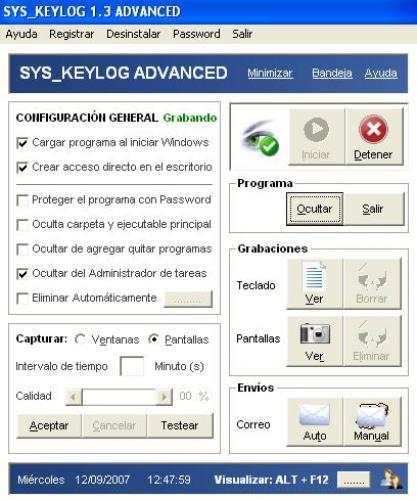 Sys Keylog Advanced 1.4