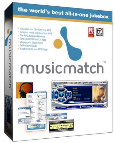 musicmatch jukebox para windows 7 32 bits