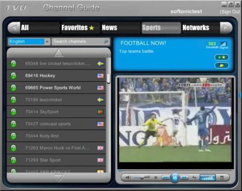 sport online tv 1.0