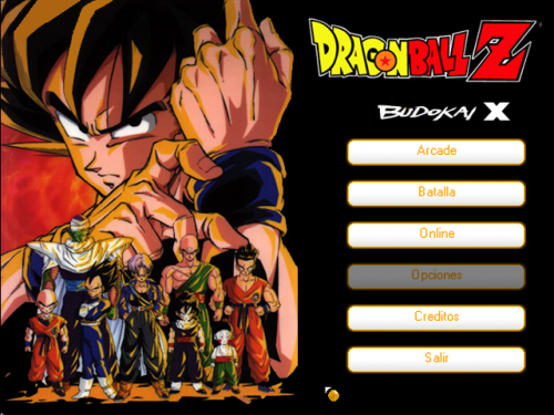 Dragon Ball Z Budokai X 2.4.5 - Download 2.4.5
