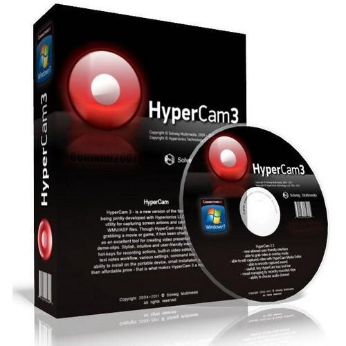 HyperCam free download. Review, screenshots, testing and recommendations about HyperCam 2.25.01