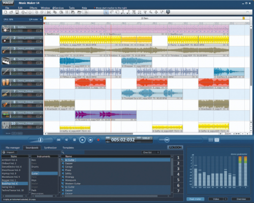 MAGIX Music Maker 16 - Download 16