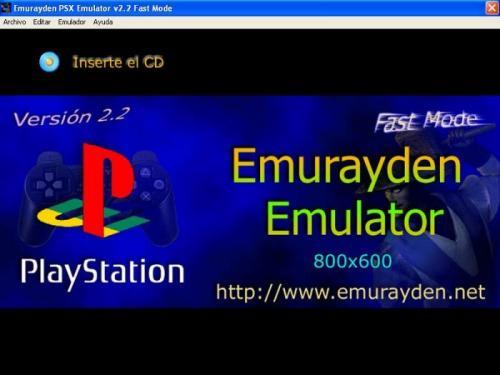 EMURAYDEN EMULATOR TÉLÉCHARGER V2.2 PSX